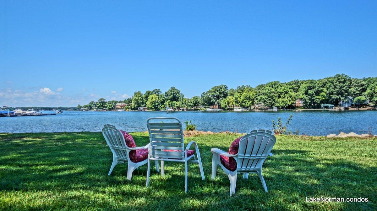Lake Norman Waterfront Land